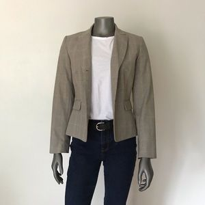 Tahari Arthur S. Levine Women's Plaid Jacket